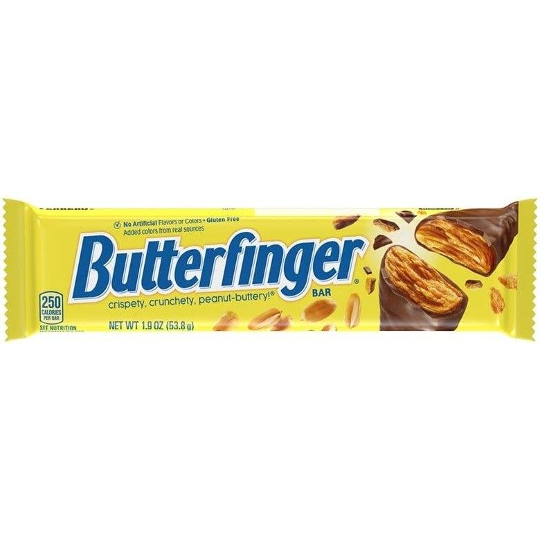 BUTTERFINGER Bar 1.9 oz.