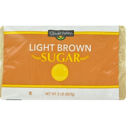 Clover Valley Brown Sugar, 2 lb