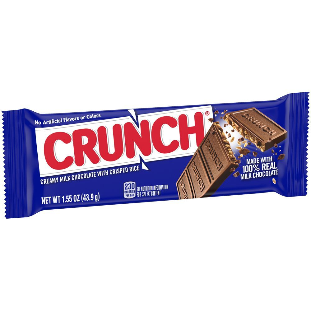 Crunch Candy Bar, 1.55 oz