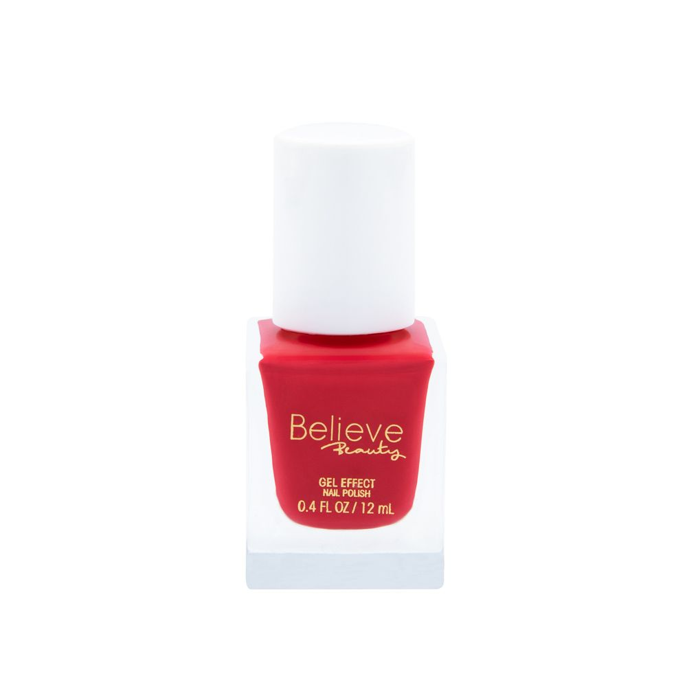Believe Beauty Gel Effect Nail Polish - Kiss and Tell, 1 Ct.