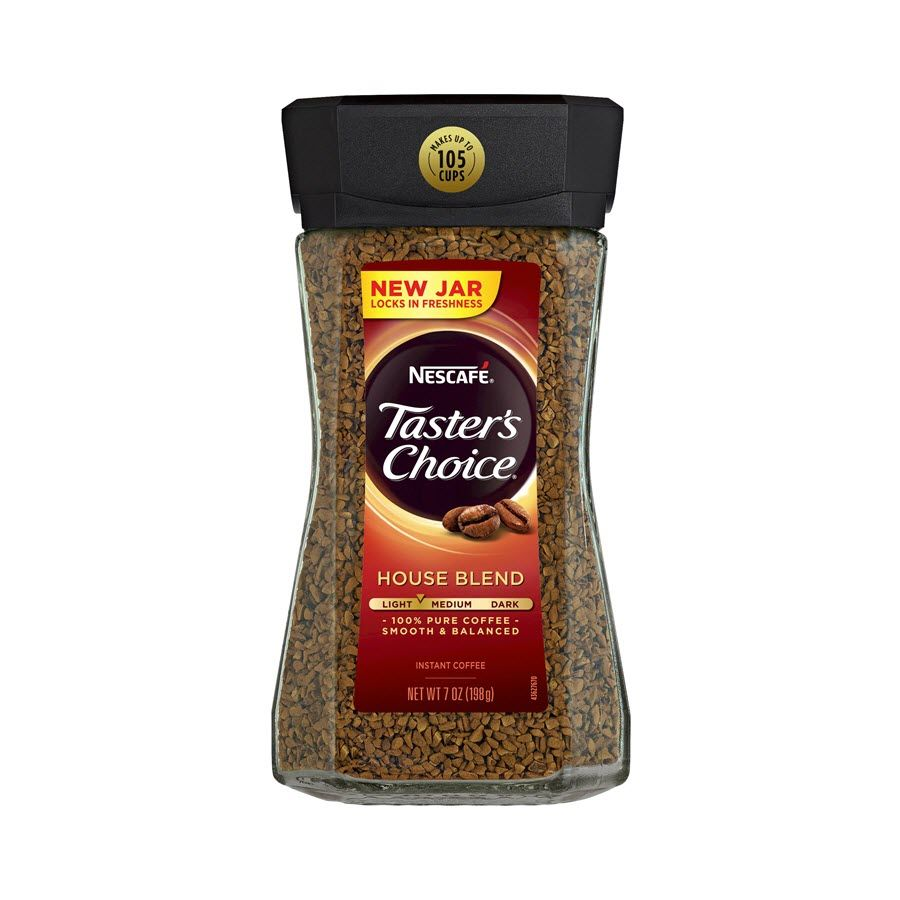 Nescafe Taster's Choice House Blend Instant Coffee - 7oz