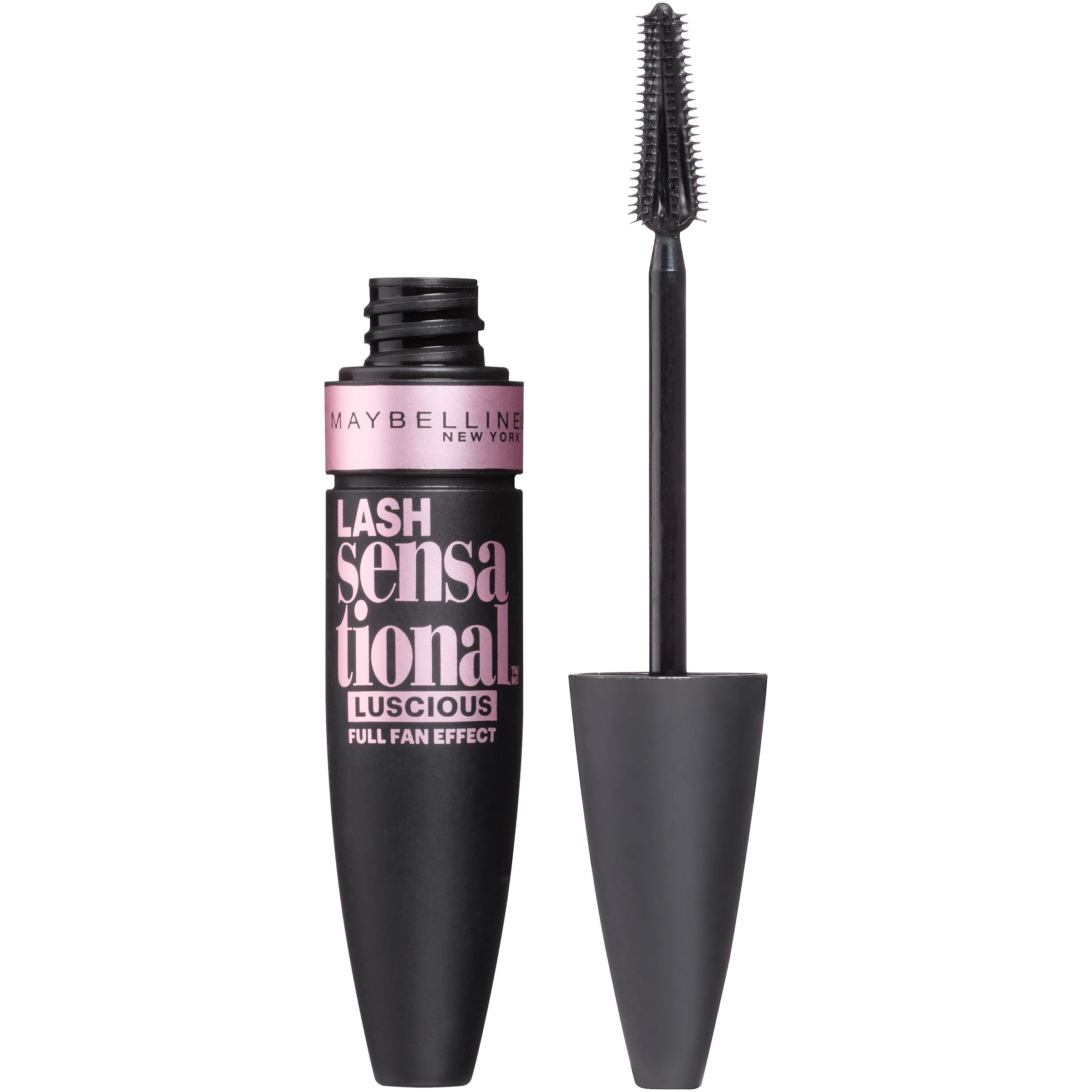 Maybelline New York Lash Sensational Luscious Waterproof Mascara -  Very Black