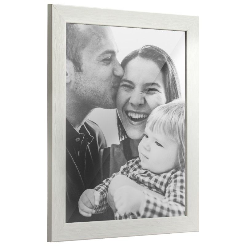 Picture Frame, Off White, 8in x 10in