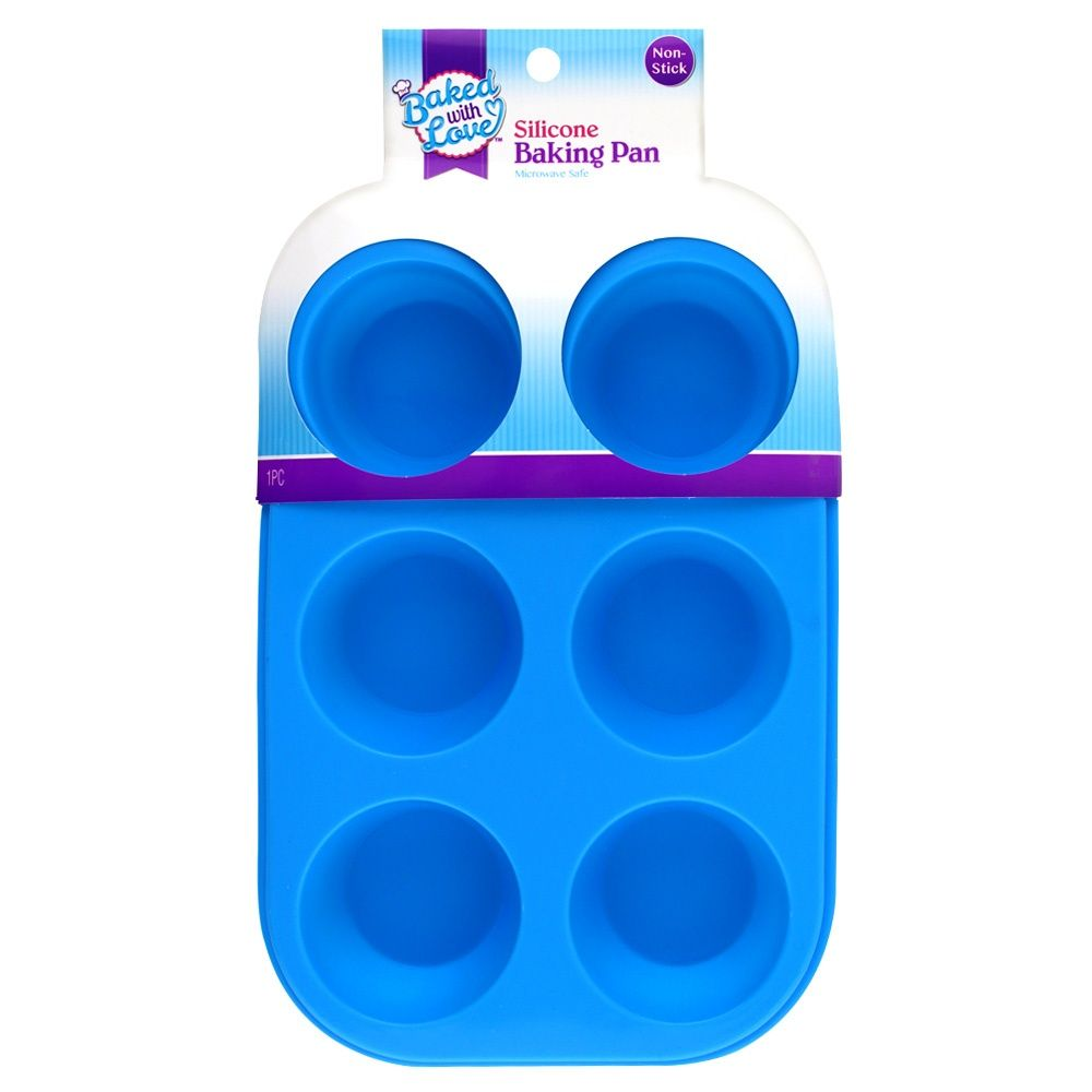 Baked with Love Silicone Baking Pan Silicone