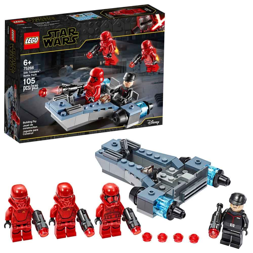 LEGO® Star Wars TM Sith Troopers™ Battle Pack 75266 Building Kit (105 Pieces)