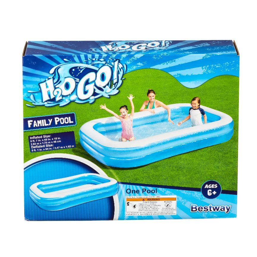 H2O Go! Family Pool - Assorted, 1 ct