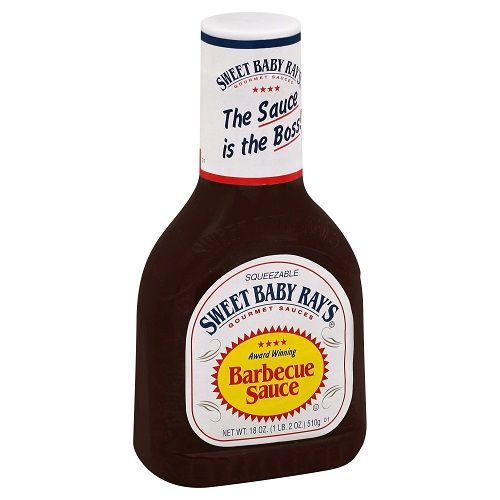 Sweet Baby Ray's Barbecue Sauce, Original, 18 Oz
