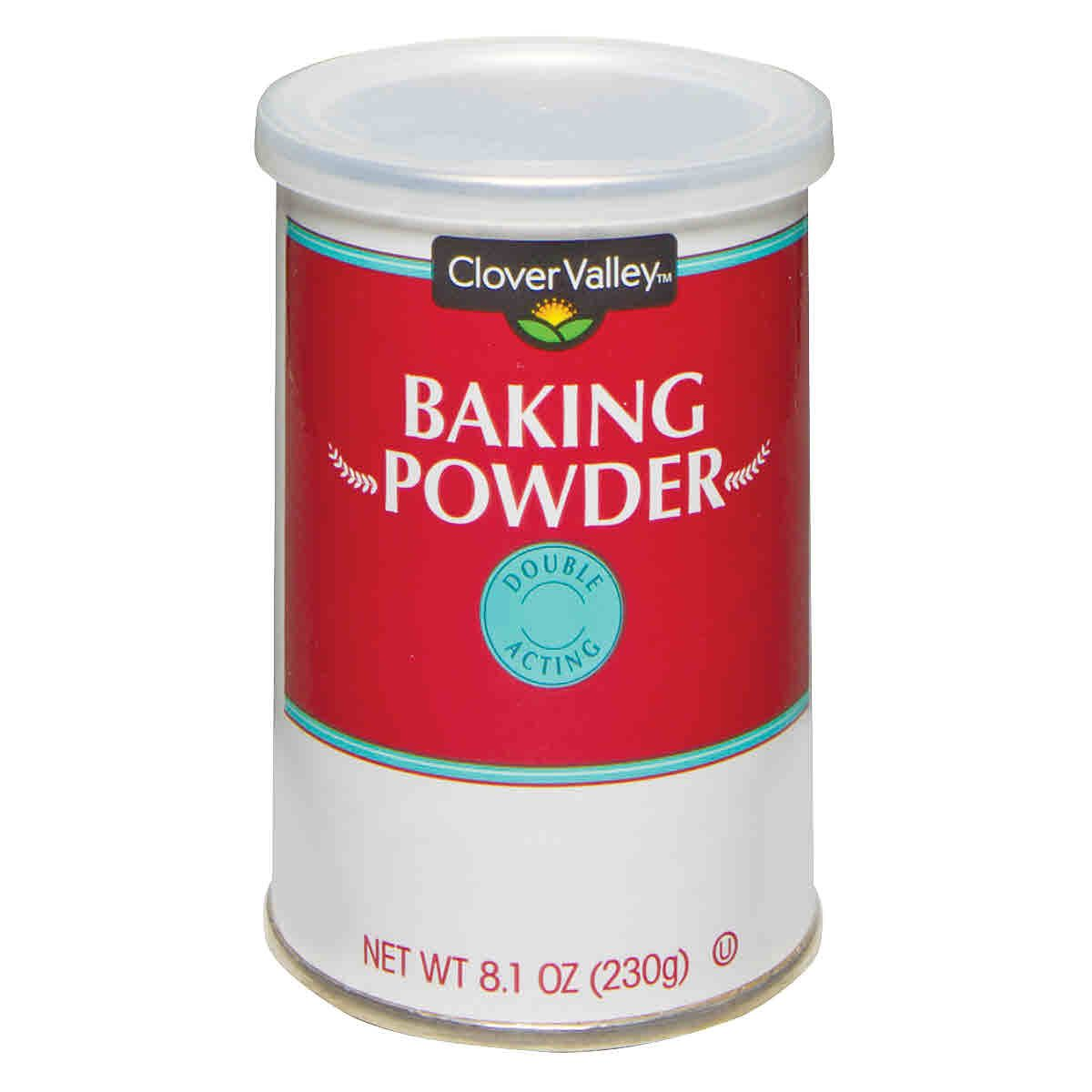 Clover Valley Baking Powder 8.1 oz