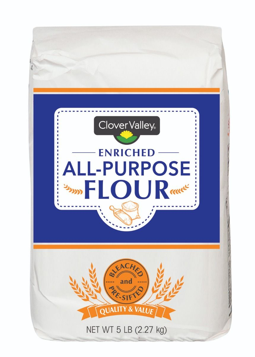 Clover Valley All-Purpose Flour, 5lb