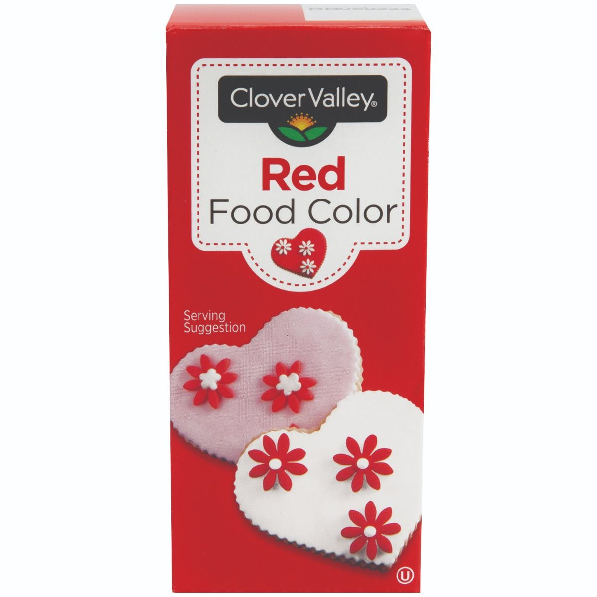 Clover Valley Red Food Coloring, 1 oz