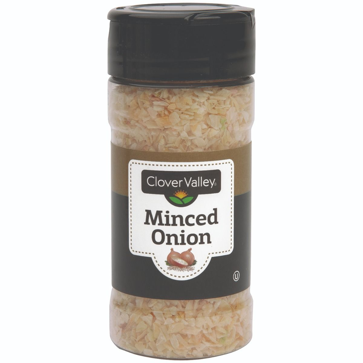 Clover Valley Minced Onion, 2 Oz.
