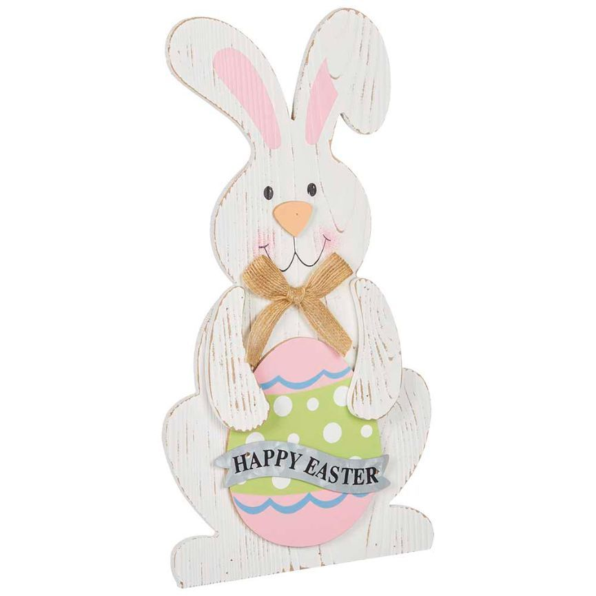 Easter Bunny Table Top Decor - Assorted, 1 ct