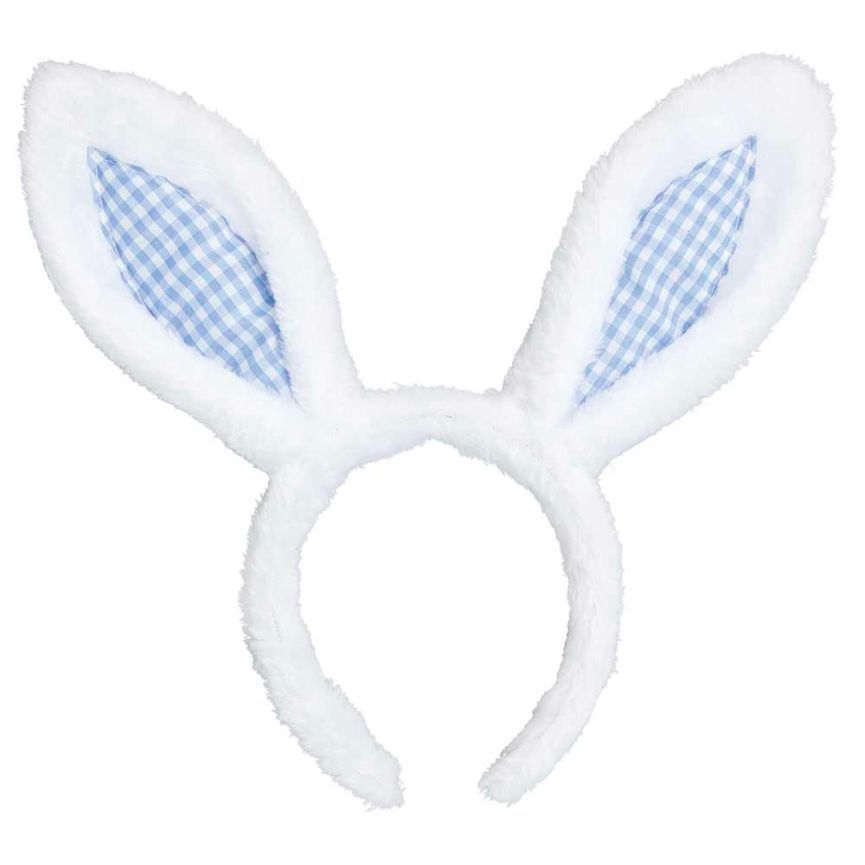 Happy Easter Bunny Head Band - Assorted, 1 ct
