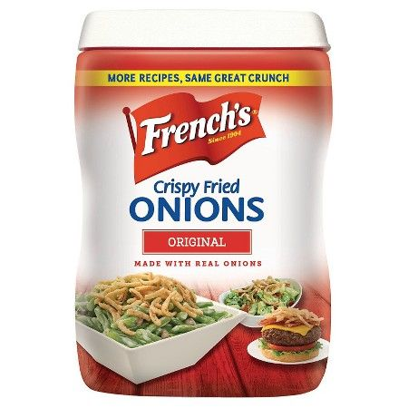 French's Original French Fried Onion Toppers 2.8oz
