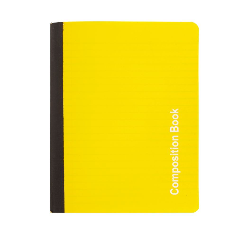 Composition Book - 90 Sheets - Assorted Colors