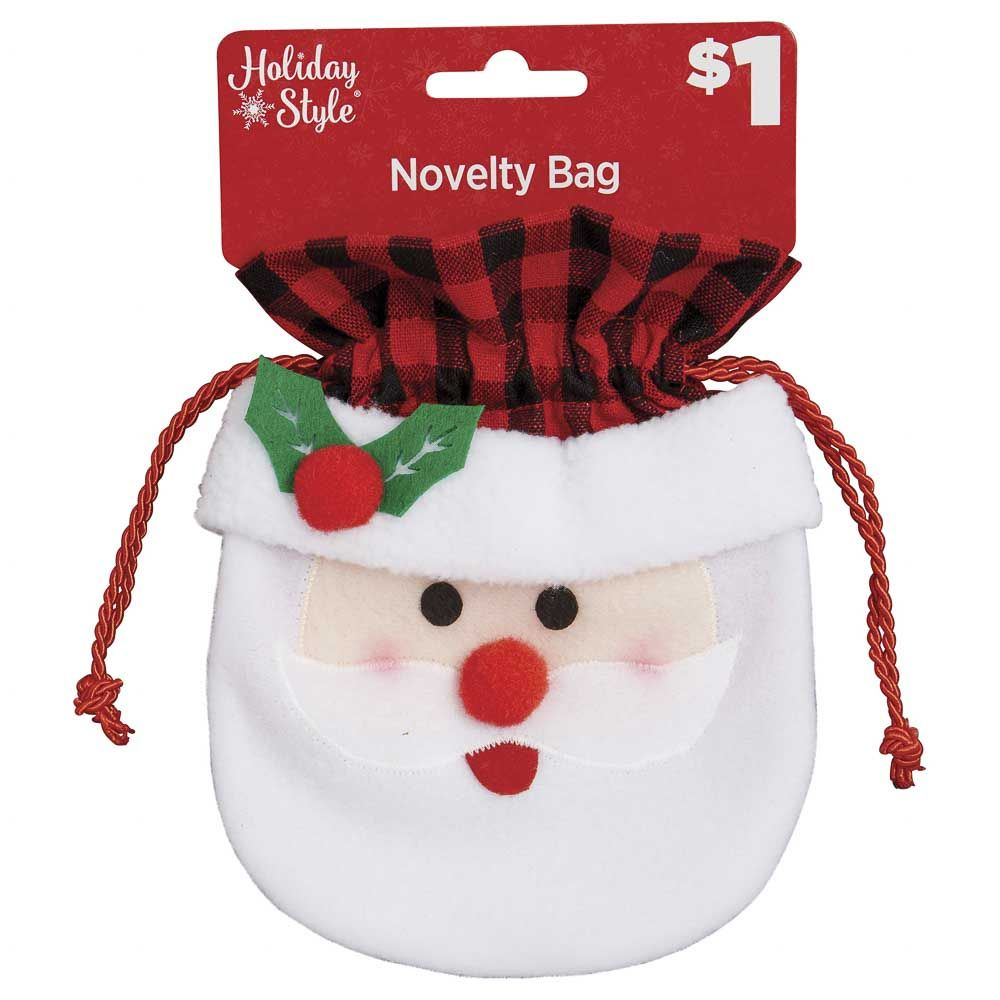Holiday Novelty Mini Bag - Assorted
