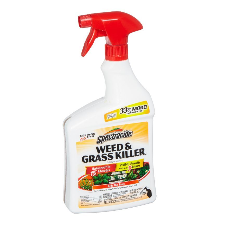 Spectracide Weed & Grass Killer, 32 oz