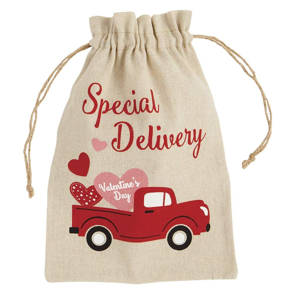 Valentine's Day Printed Bag - Assorted