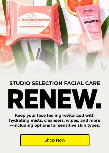 Studio Selection Facial Care